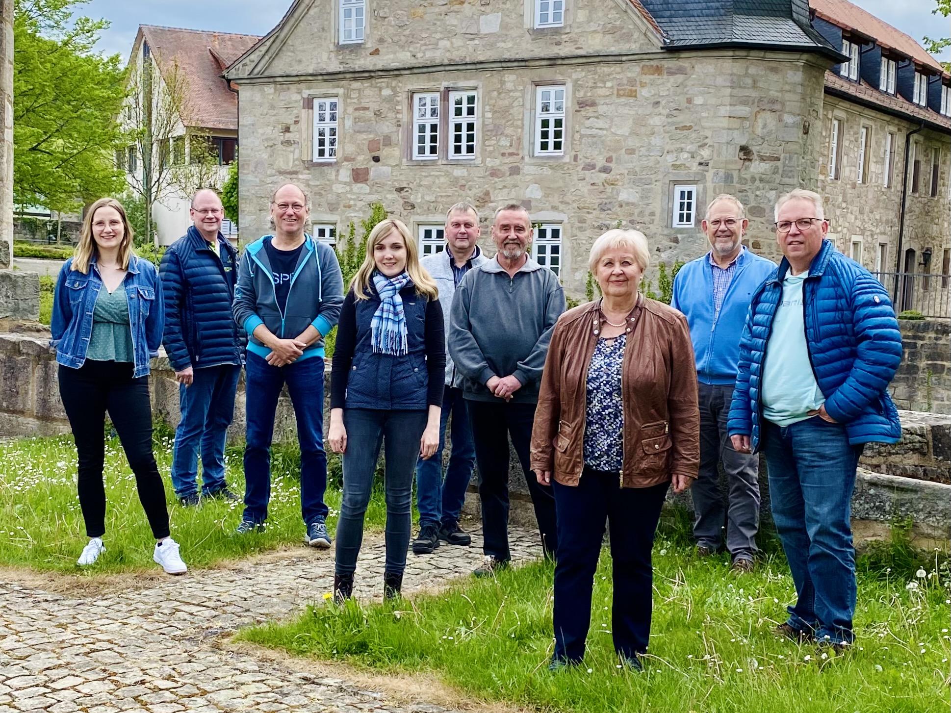 Ortsbeirat Friedewald 2021